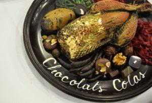 Chocolate Roast Chicken